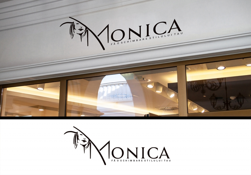Logo Salon Monica